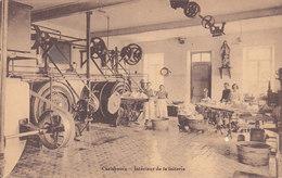 Carlsbourg - Intérieur De La Laiterie (animée, Publicité) - Paliseul