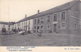 Lavacherie Sur Ourthe - Hôtel De L'Ourthe  Raymond Collard (animée, Café) - Sainte-Ode