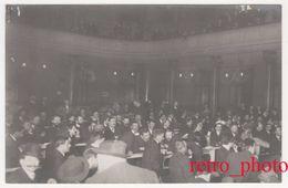 Cpa Carte-photo Saint-Etienne - Congrès Socialiste 1909 - Saint Etienne