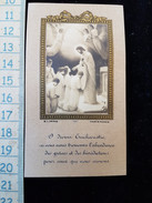 Chromo Image Religieuse Communion , 1910 Env - Images Religieuses