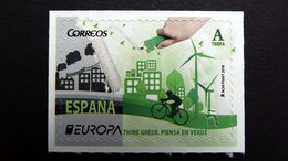 Spanien 5067 **/mnh, EUROPA/CEPT '2016, Umweltbewußt Leben - 1931-Aujourd'hui: II. République - ....Juan Carlos I