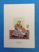 Cartolina Formato Grande Non Viaggiata - Culle Folclore Costumi Persia - Europe