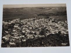CPSM DOMINO - île D'Oléron - 17 - Vue Panoramique Aérienne. - Ile D'Oléron