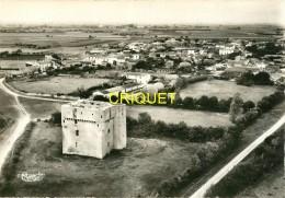 85 Angles, La Tour De Moricq, Belle Vue Aérienne - Other Municipalities