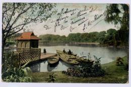 CROYDON Boat House  Wandle Park - England