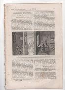 LA NATURE 14 12 1878 - MICROPHONE SISMOLOGIE - BOURDONNEMENT INSECTES - CHEVAL - ECLAIRAGE ELECTRIQUE PARIS - JAVA - Journaux - Quotidiens