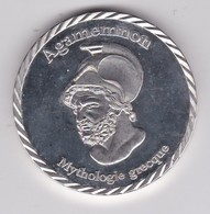 MONACO. Médaille Argent Plaquée Or, PRINCE RAINIER III 1949 Par TURIN - France