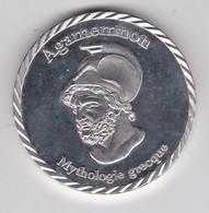 Médaille Mythologie Grecque Agamemnon – La Grande Histoire Du Monde - Otros
