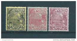 Colonie Timbre  De Nouvelle Calédonie De 1905/07  N°97  A  99  Neufs - Nieuw-Caledonië