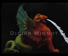 """"""" Griffon - Palce St Michel - Paris """"   Didier Mignot - Autres Collections"""