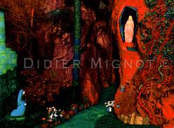 """"""" L' Arbre Du Monde """"   Didier Mignot - Autres Collections"""