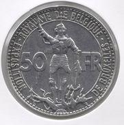 LEOPOLD III * 50 Frank 1935 Frans  Pos.B *  Prachtig * Wereldtentoonstelling 1935 * Nr 6364 - 1934-1945: Leopold III