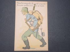 FRANCE / ALLEMAGNE - Carte Postale Humoristique Sur Le Fuhrer - L 9368 - Humoristiques