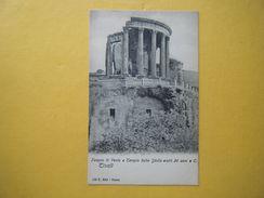Le Temple Des Vestales Et Le Temple De Sibylle. - Tivoli