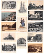 Lot De 530 CPA Petites Cartes / Drouilles De FRANCE -  Bon état - Non Classés