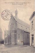 Rhode-Ste-Genèse - Kerk Van Ste Barbara - Eglise De La Paroisse Ste Barbe (animation) - Rhode-St-Genèse - St-Genesius-Rode