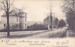 Neufchâteau - L'avenue De La Gare (A. Petit, 1903) - Neufchâteau