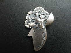 Broche -  CARNAVAL DE BALE  Suisse - FASNACHT 2006 - Argent - Jetons & Médailles