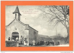 CAJARC (LOT-46) CHAPELLE SAINTE-MARGUERITE - France