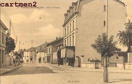 THAON-LES-VOSGES RUE D'ALSACE 88 - Thaon Les Vosges