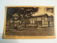 T35  BRANDENBURG HAVEL Gasthaus Zur Farhe - Deutschland