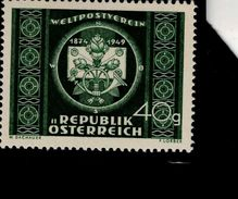 Österreich 943 Weltpostverein UPU MNH Postfrisch ** - 1945-.... 2. Republik