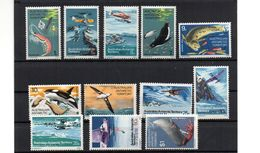 Serie  Nº 23/34 Australian Antartic Territorry. - Territorio Antártico Australiano (AAT)