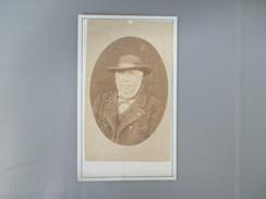 CDV HOMME BARBE COLLIER CHAPEAU - Cartes De Visite