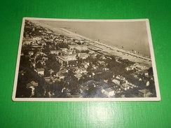 Cartolina Riccione - Panorama Dall' Aereo 1932 - Rimini