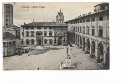 AREZZO - PIAZZA VASARI 1928 VIAGGIATA  FP - Arezzo