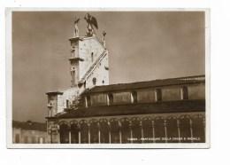 LUCCA PARTICOLARE CHIESA DI S.MICHELE  1942  VIAGGIATA FG - Lucca