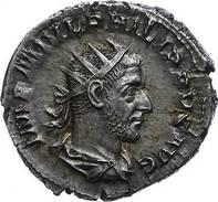 44352) Philippus I. Arabs 244-249, Antoninian, FELICITAS TEMP, RIC 31, Vz - 9. Sonstige