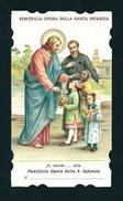PONTIFICIA OPERA DELLA SANTA INFANZIA - Mm. 61 X 107- E - PR - CROMOLITOGRAFIA - Religione & Esoterismo