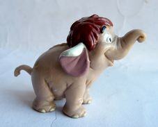 FIGURINE LE LIVRE DE LA JUNGLE Walt Disney BULLY 2000 - PETIT ELEPHANT (1) - Disney