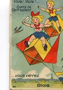 41 - Blois : Carte à Système - Dans Le Cerf-volant, Vous Verrez ... - Blois