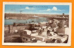 Maroc. Rabat. Rives Du Bouregreg. Kasbah Des Oudayas. Tour Hassan. Magasin D'Antiquités Marocaines. 1935 - Rabat