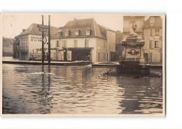 CPA 64 Carte Photo Salies De Bearn Mars 1930 Les Inondations Messy Photo - Salies De Bearn