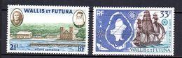 Serie  Nº A-16/7 Wallis Et Futuna - Aéreo