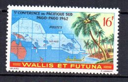 Sello   Nº 161  Wallis Et Futuna - Wallis Y Futuna