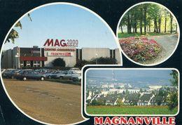 78 - Magnanville : Vue Générale ... - Magnanville