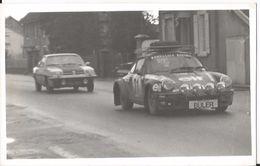 Photo - Rallye - Porsche - Auto - Voiture  - Sport - Automobili