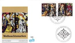 Deutschland BRD: 1995 ET  Weihnachten . Mi: 1831 + 1832 - Noël