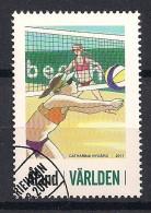 YT N° 349 - Oblitéré - Sport - Aland
