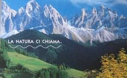 NUOVA- (Mint)- 1934- TELECOM ITALIA- -LA NATURA CI CHIAMA-DOLOMITI - Mountains