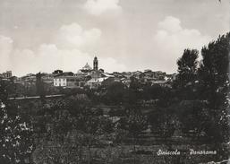 Siniscola  ( Nuoro)  Panorama - Nuoro