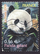 FRANCE 2009  - Y&T 4372  -  Panda  -  Oblitéré - Gebruikt