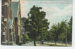 U.S.A. - OHIO - COLUMBUS - View On East Broad Street - Columbus