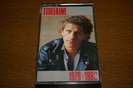 K7 De Thiefaine - Cassettes Audio