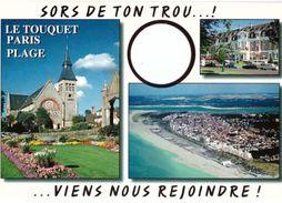 Sors De Ton Trou ..! Le Touquet Paris Plage - Le Touquet