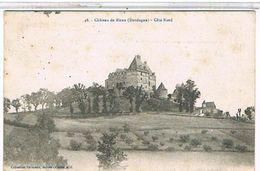 24  CHATEAU  DE BIRON  COTE  NORD    BE    1I376 - France